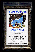 Blue Coyote Marjoram Leaves Herbal