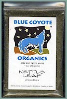 Buy Blue Coyote Organic Nettle Leaf